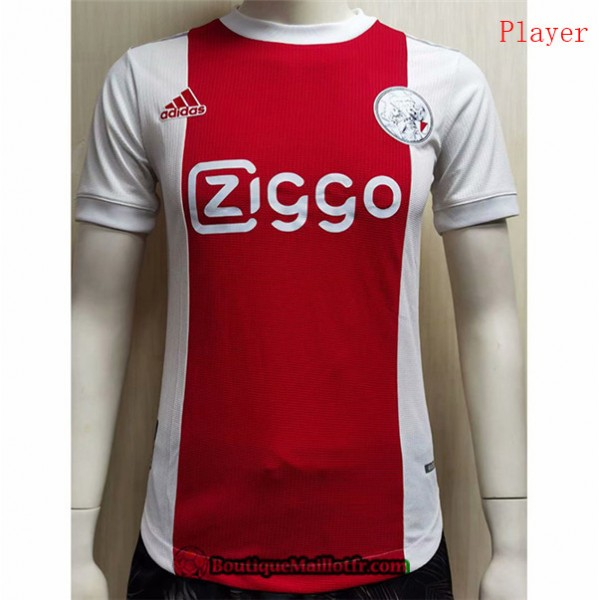 Maillot Ajax 2021 2022 Player Domicile