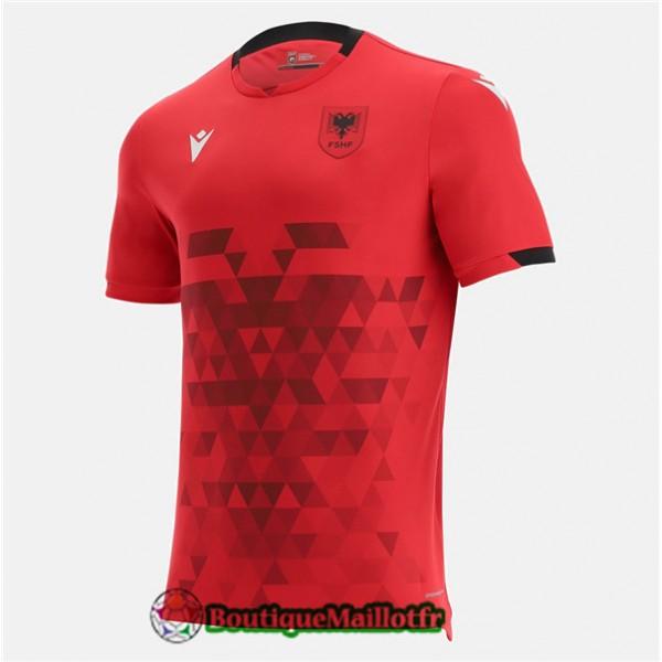 Maillot Albanie 2021 2022 Domicile