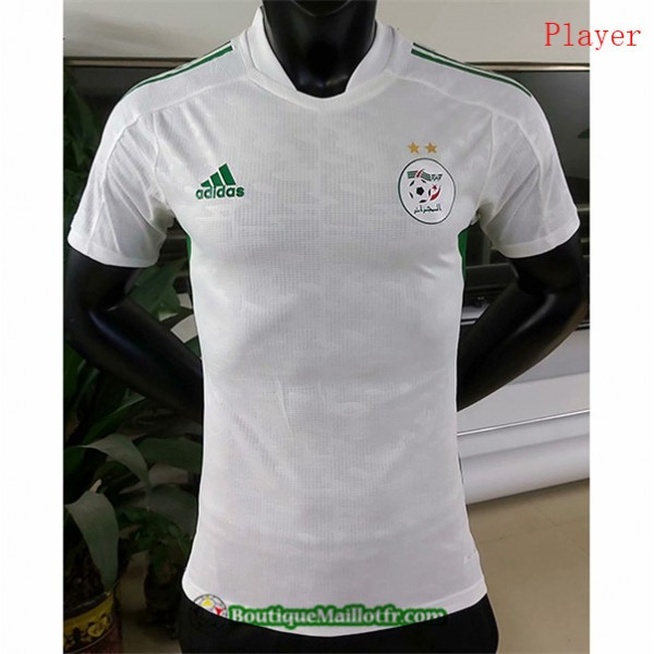 Maillot Algérie 2020 2021 Player Domicile