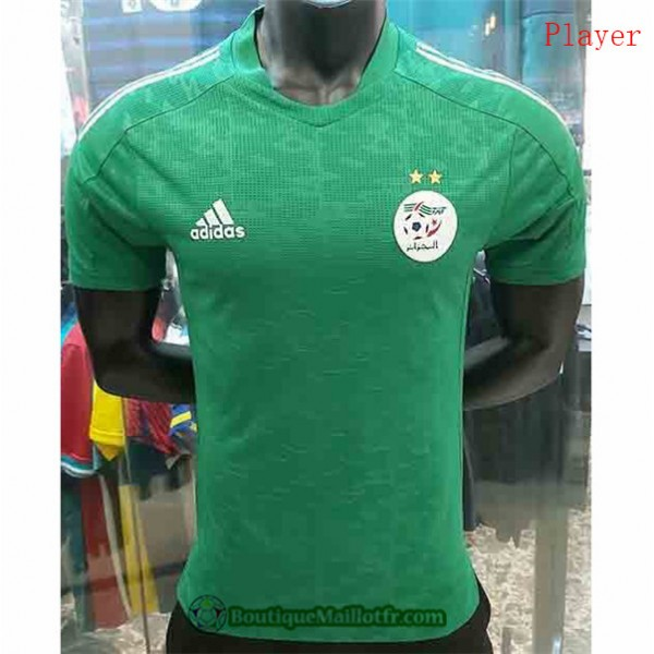 Maillot Algérie 2020 2021 Player Exterieur