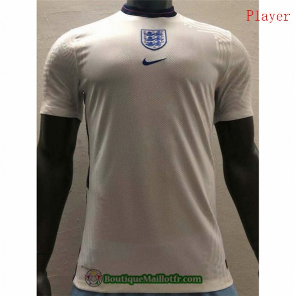Maillot Angleterre 2020 2021 Player Domicile