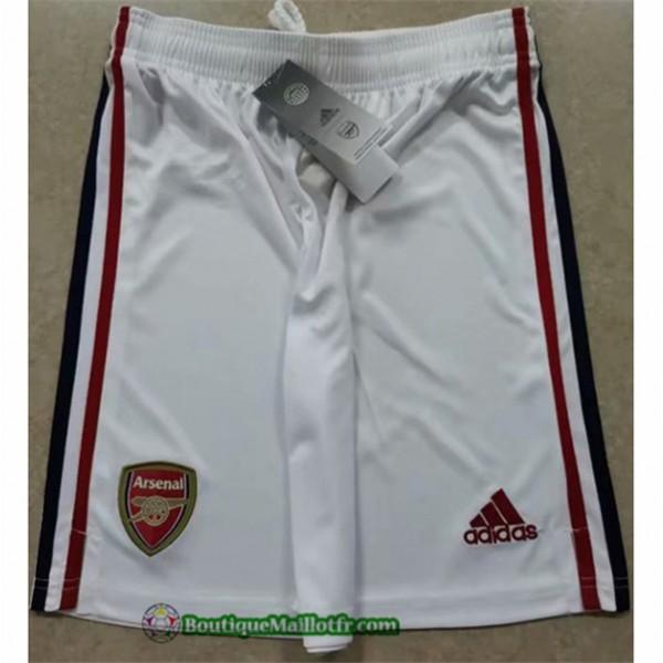 Maillot Arsenal Short 2021 2022 Domicile