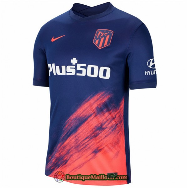 Maillot Atletico Madrid 2021 2022 Exterieur