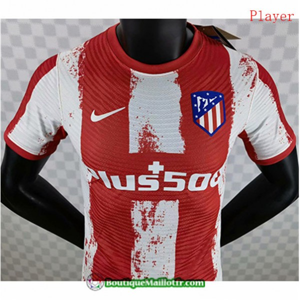 Maillot Atletico Madrid 2021 2022 Player Domicile