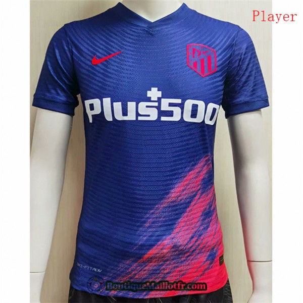 Maillot Atletico Madrid 2021 2022 Player Exterieur...