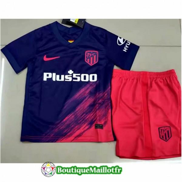Maillot Atletico Madrid Enfant 2021 2022 Exterieur