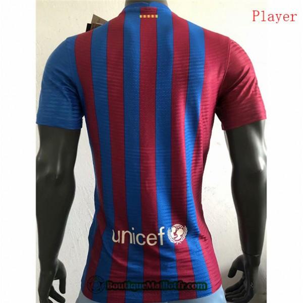 Maillot Barcelone 2021 2022 Player Domicile