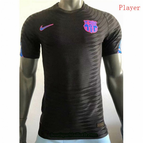 Maillot Barcelone 2021 2022 Player Training Noir