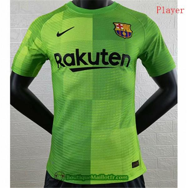 Maillot Barcelone 2021 2022 Player Vert Gardien De...