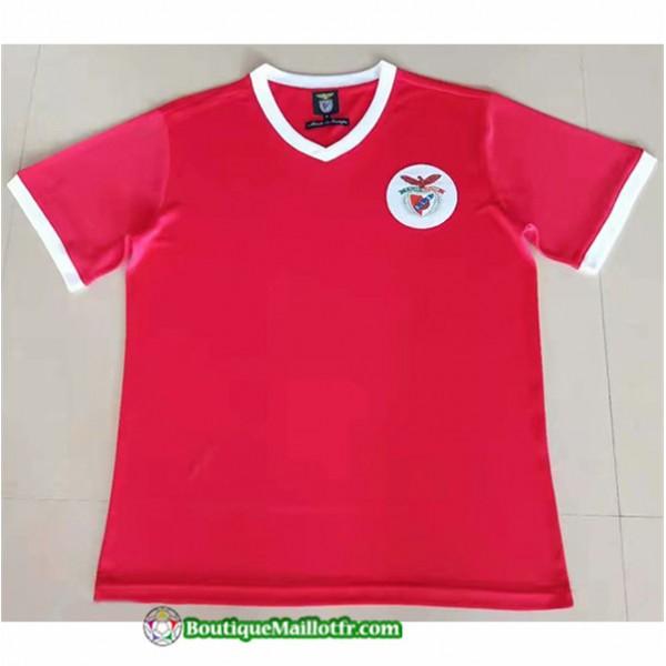 Maillot Benfica Retro 1974 75 Domicile