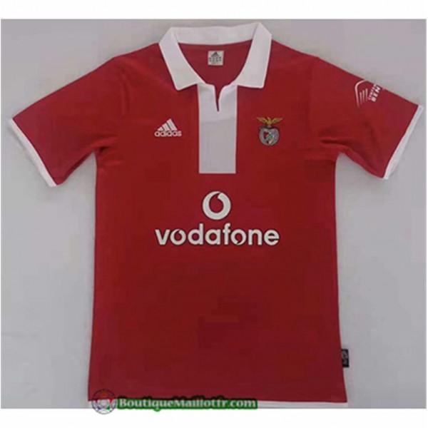 Maillot Benfica Retro 2004 05 Domicile