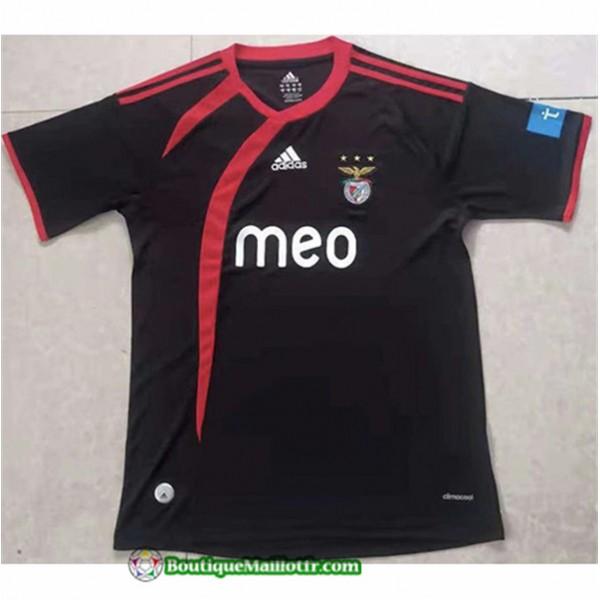 Maillot Benfica Retro 2009 10 Exterieur