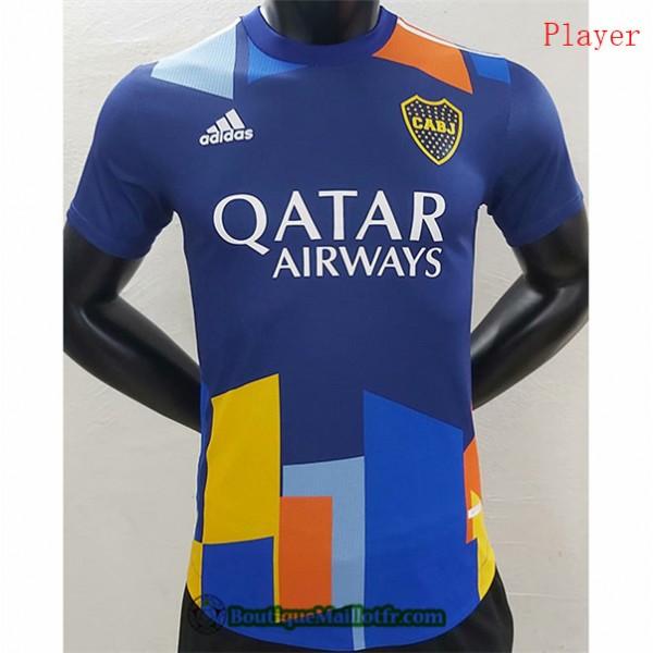 Maillot Boca Juniors 2021 2022 Player Third