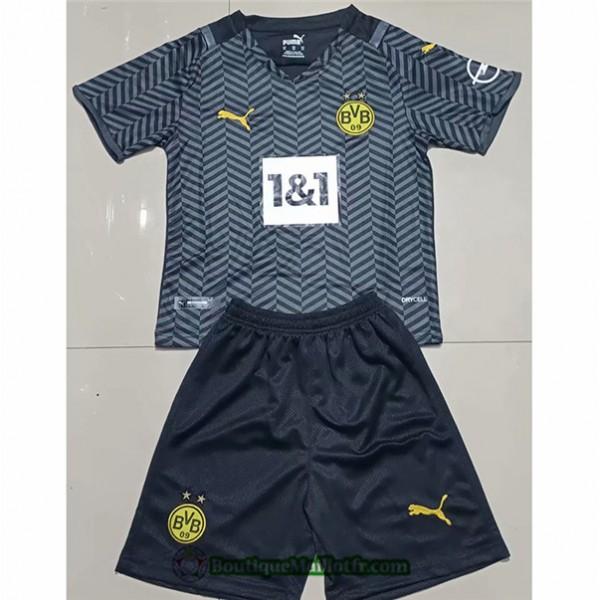 Maillot Borussia Dortmund Enfant 2021 2022 Exterie...