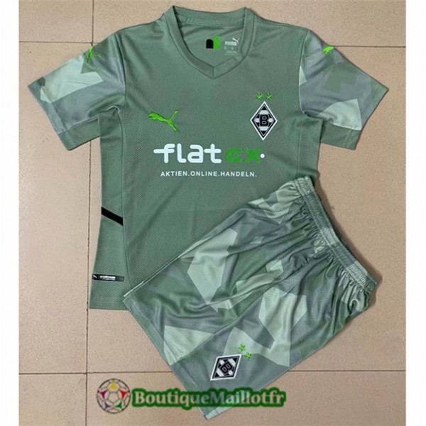 Maillot Borussia Monchengladbach Enfant 2021 2022 ...