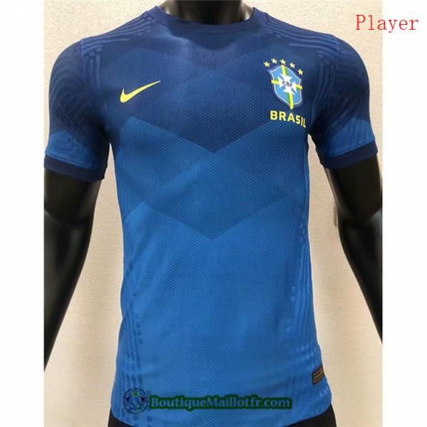 Maillot Brésil 2020 2021 Player Exterieur