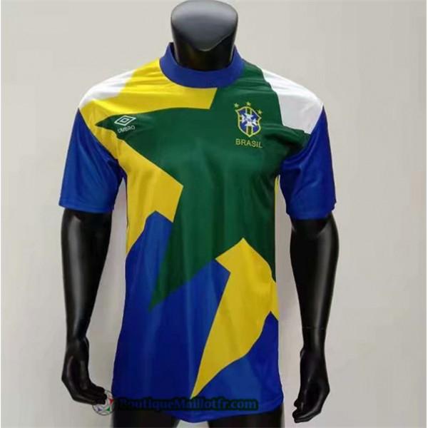 Maillot Brésil Retro 1991