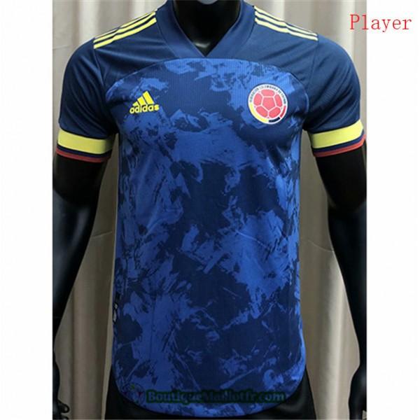 Maillot Colombie 2020 2021 Player Exterieur