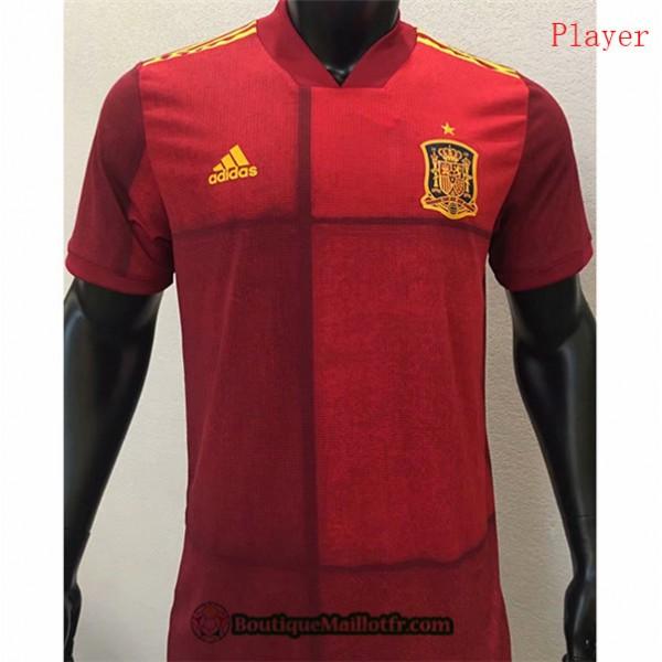 Maillot Espagne 2020 2021 Player Domicile