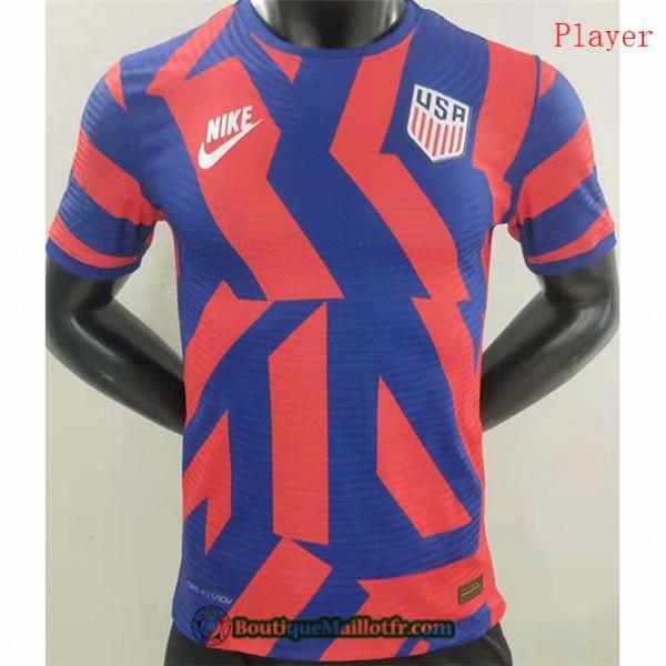 Maillot États Unis 2021 2022 Player Domicile