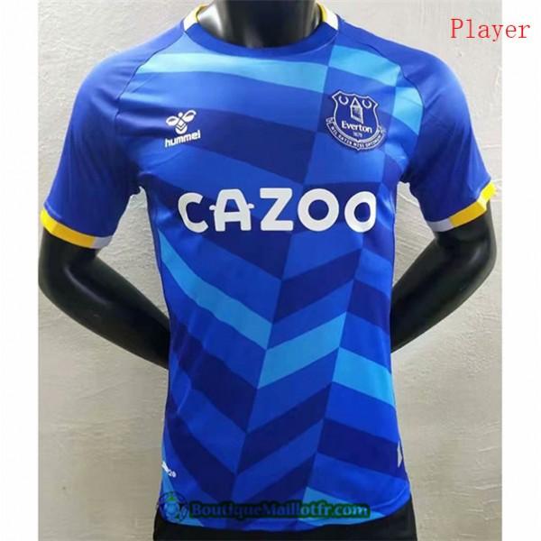 Maillot Everton 2021 2022 Player Domicile