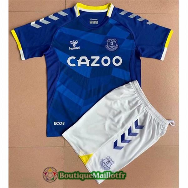 Maillot Everton Enfant 2021 2022 Domicile