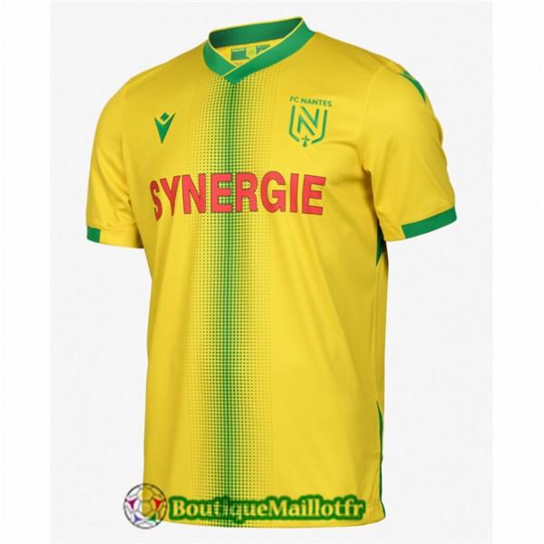 Maillot Fc Nantes 2021 2022 Domicile