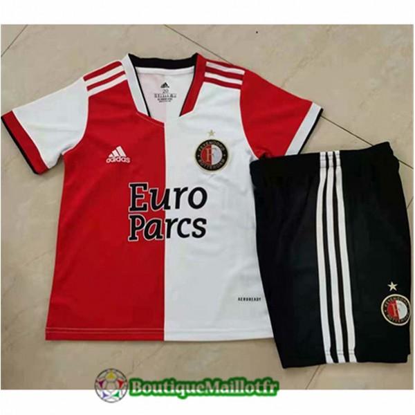 Maillot Feyenoord Enfant 2021 2022 Domicile