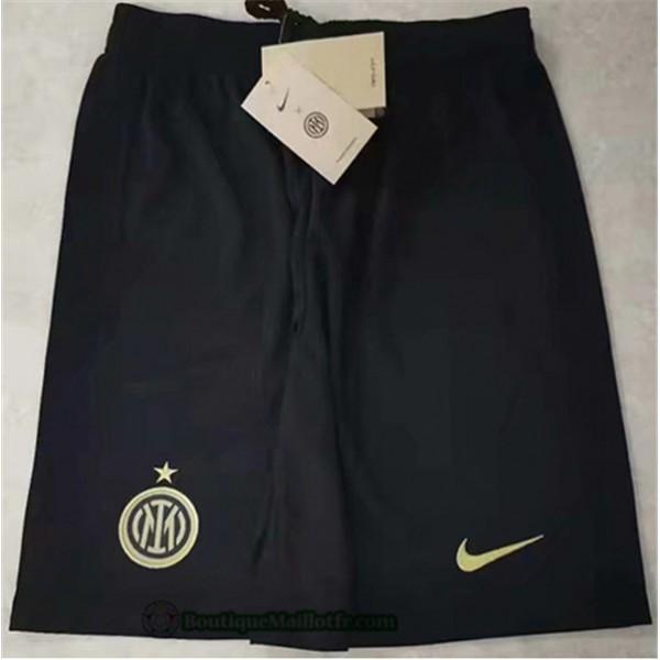 Maillot Inter Milan Short 2021 2022 Domicile