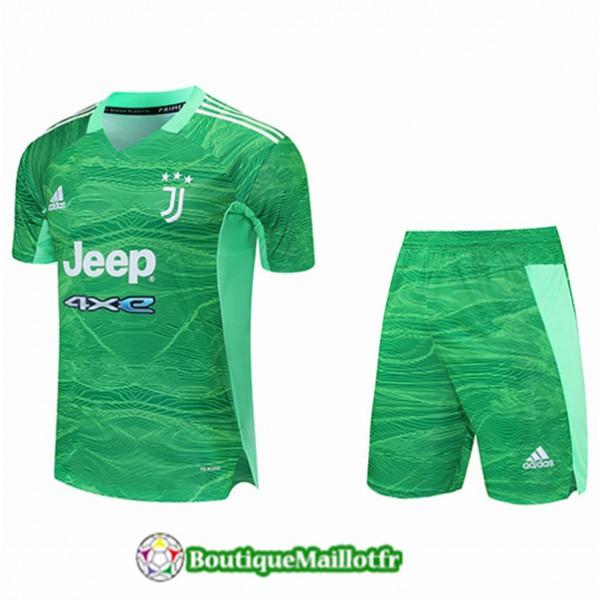 Maillot Juventus Gardien De But + Short 2021 2022