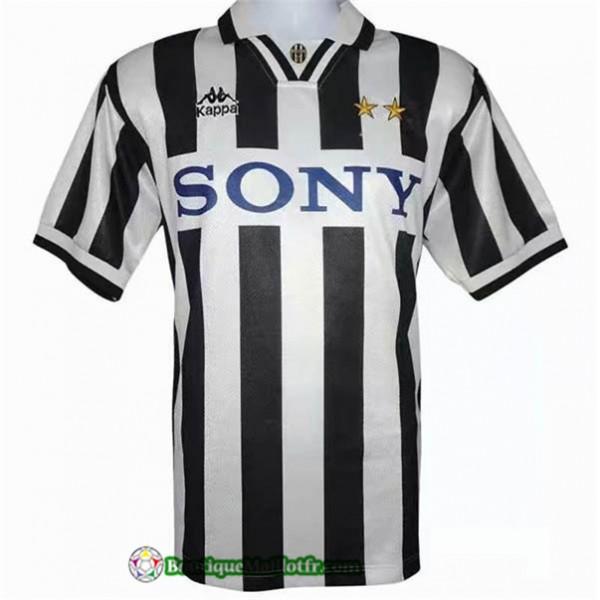 Maillot Juventus Retro 1995 97 Domicile