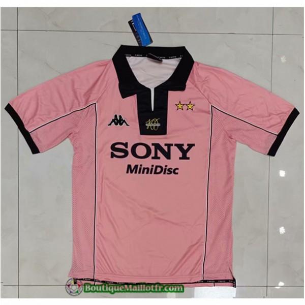 Maillot Juventus Retro 1997 1998 Centennial Classi...