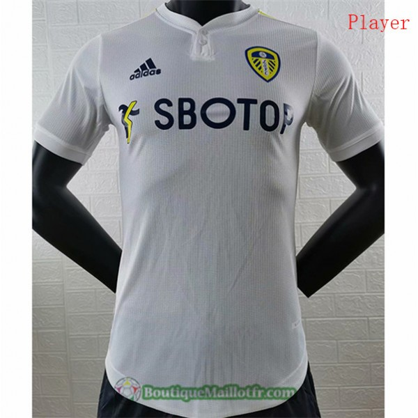 Maillot Leeds United 2021 2022 Player Domicile