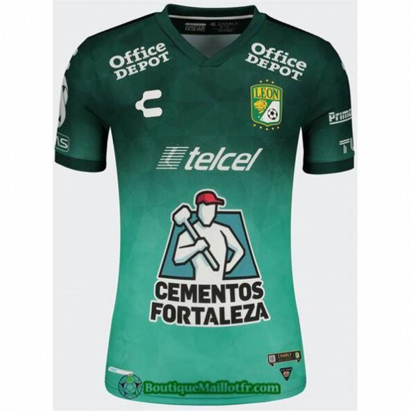 Maillot Leon 2021 2022 Vert