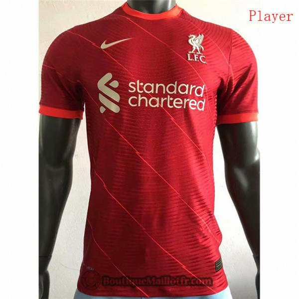 Maillot Liverpool 2021 2022 Player Domicile