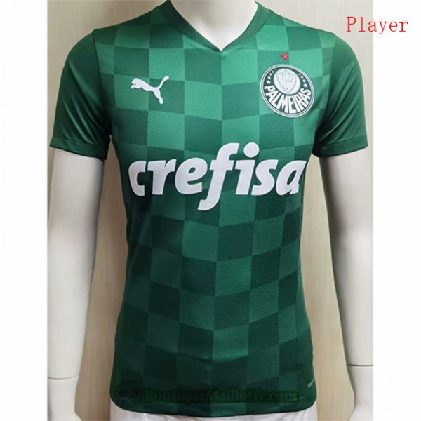 Maillot Lord Palmeiras 2021 2022 Player Domicile