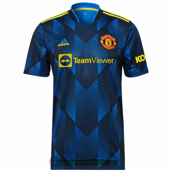 Maillot Manchester United 2021 2022 Third