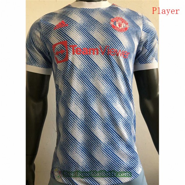 Maillot Manchester United 2021 2022 Player Exterie...