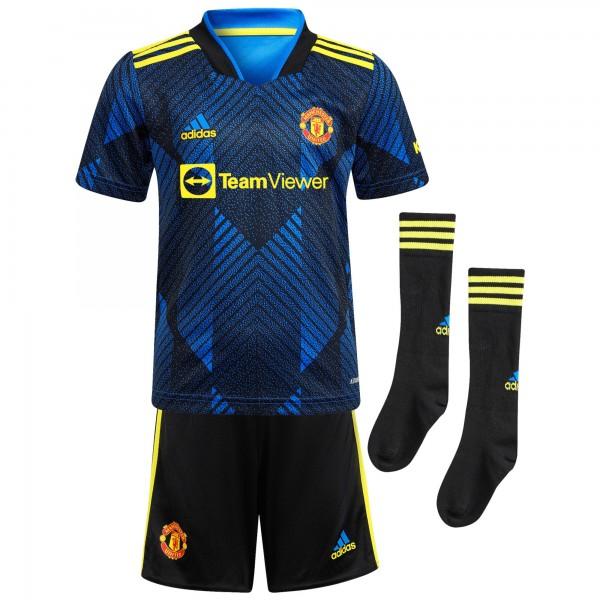 Maillot Manchester United Enfant 2021 2022 Third