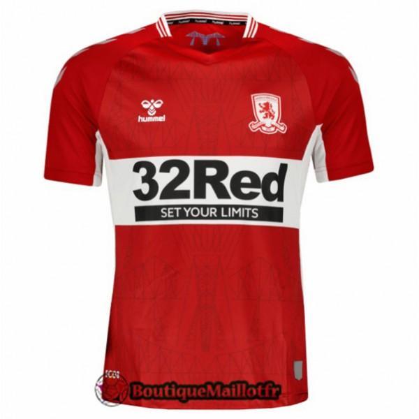 Maillot Middlesbrough 2021 2022 Domicile