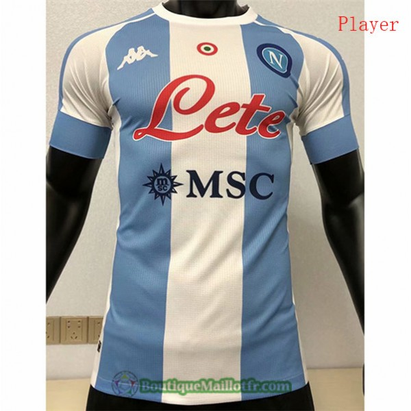Maillot Naples 2020 2021 Player Third