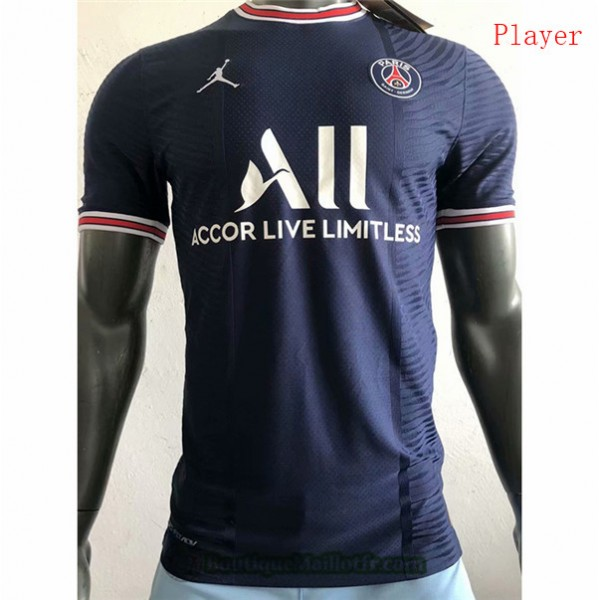 Maillot Psg Jordan 2021 2022 Player Domicile