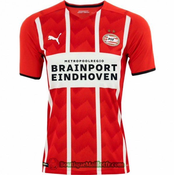 Maillot Psv Eindhoven 2021 2022 Domicile
