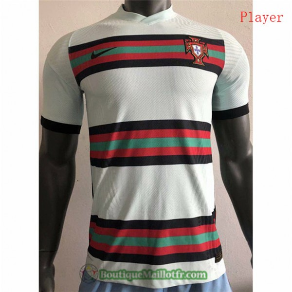 Maillot Portugal 2020 2021 Player Exterieur