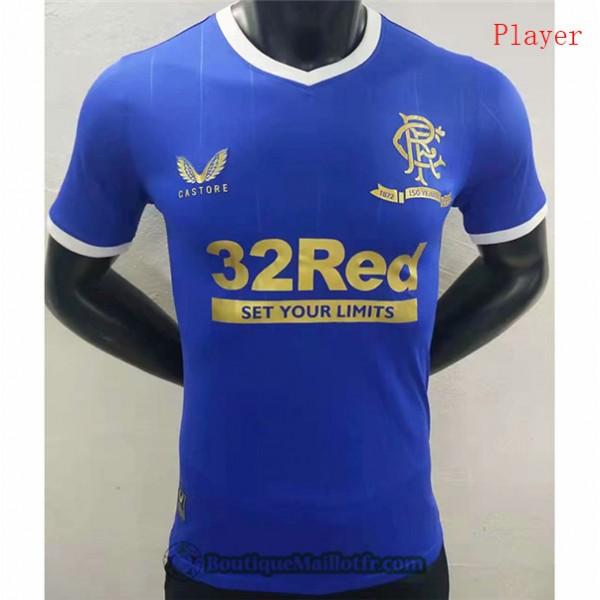 Maillot Rangers 2021 2022 Player Domicile