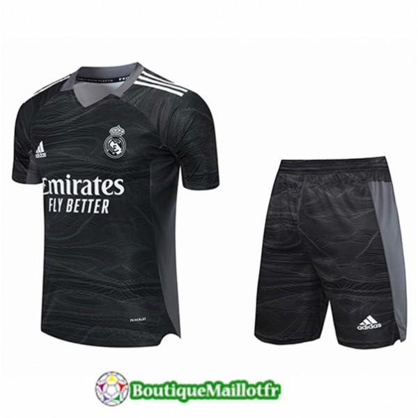 Maillot Real Madrid Gardien De But + Short 2021 20...