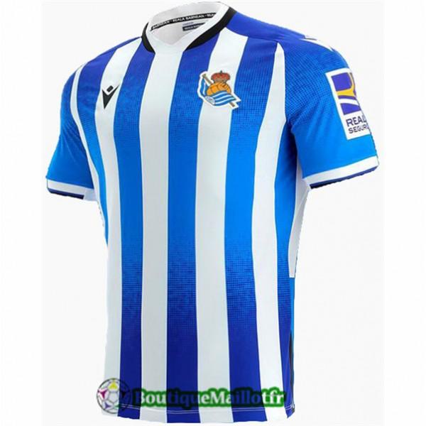 Maillot Real Sociedad 2021 2022 Domicile