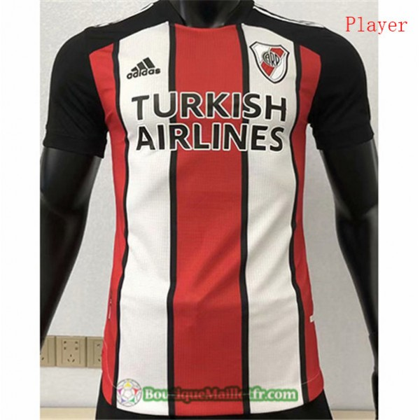 Maillot River Plate 2021 2022 Player Third