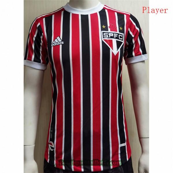 Maillot Sao Paulo 2021 2022 Player Exterieur