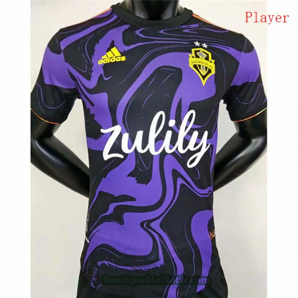 Maillot Seattle 2021 2022 Player